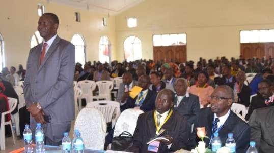 Mch.Mark Walwa Malekana atoa ujumbe kwa Waimbaji wa Kiadventista Tanzania
