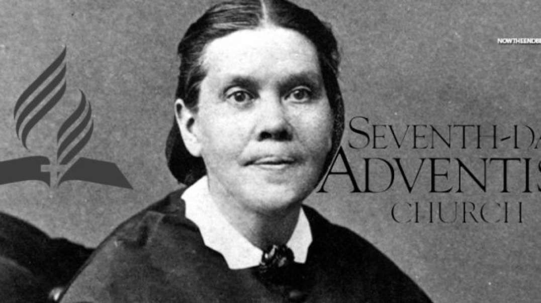 """MEET ELLEN WHITE"" ~ The most prolific female author in the history of the world."